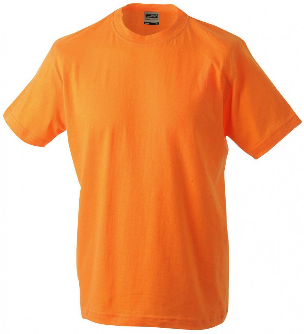 Tričko-T Medium JN001 Orange